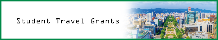 Student Travel Grants